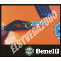 Emblema Calcomania Benelli Para Llaves Rk6 Empire Keeway Tnt