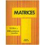 Libro, Matrices De Frank Ayres, Jr Serie Schaum.