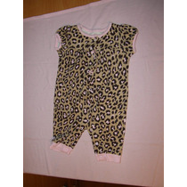 Monito Animal Print Carter´s 3 Meses