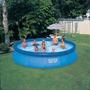 Piscina Inflable Intex 457x91cm + Bomba Filtrante + Cartucho