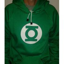 Sweater Linterna Verde Sueter Estampado Talla S M L