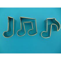 Cortador Reposteria Nota Musical.