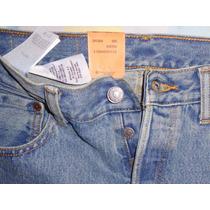 Pantalones Levis 501 Originales Para Caballeros