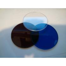 Lente Frontal Para Maglite Tipo D En Tres Colores