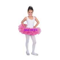 Tutu Para Ballet, Danza Y Teatro. 100% Nacional