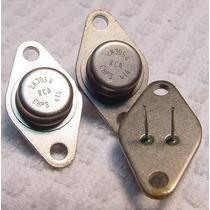 2n3054 = Nte175 Transistor Npn 300 V 2 A Hfe 40 To-66 2 Pzas