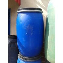 Tambor , Pipotes Plasticos De 60,120lts Y 250lts (usado)