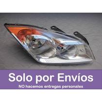 Faro Derecho Ford Fiesta Maxx 2008 A 2010 - Lado Copiloto
