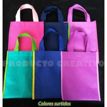 Bolsas De Cotillon En Tela !! Regalos Baby Shower Cumpleaños