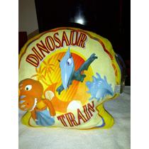 Bellos Cojines De La Serie Dinotren