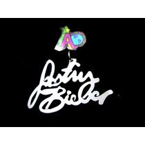Firma Justin Bieber Belieber Acero Artistas Online