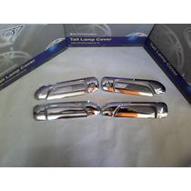 Manilla Cromada Honda Fit Juego Completo2003-2006