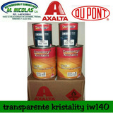 Transparente Kristality Iw140 Dupont + 1/4 Activador