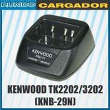 Cargador Rapido Kenwood Ksc-31 Para Tk2202/tk3202 Knb29n