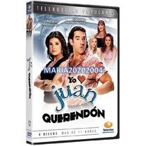 Telenovela Yo Amo A Juan Querendon Dvd 100% Original