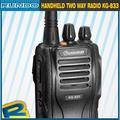 Radio  Portatil Profesional Wouxun Kg-833 Vhf O Uhf