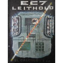 Calculo Leithold 7ma Edición Español