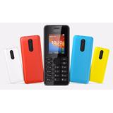 Telefono Celular Nokia 108 Economico Liberado Camara Flash !