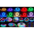Cinta Led 5050 Multicolor 25 Metros Rgb Smd 150 Leds/rollo