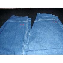 Tommy Hilfiger Pantalones De Dama Talla 2 100% Originales
