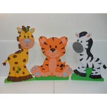 Hermosas Figuras En Foami Y Anime Animalitos De La Selva