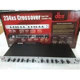 Crossover Dbx 234xs Profesional