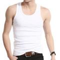 02 Camisetas Franelillas O Guarda Camisas Blancas100%algodon