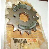 Piñones Yamaha Virago Xv 250 14, 15, 16 Y 17 Dientes
