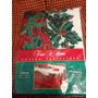 Mantel Navideño 100% Algodon 152 Cm X 259 Cm Rectangular