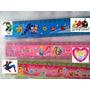 Reglas Plasticas De 30cms Ben10 Princesas Mickey Angry