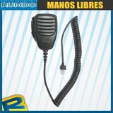 Microfono Compacto Para Radio Movil Icom Hm-100n