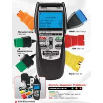 Escaner Equus Innova 3140 Obd1 0bd2 Facil Uso Español Mdr11