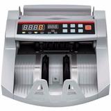 Maquina Contadora De Billetes Detector De Billetes Falsos Uv