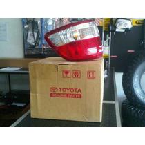 Stop Trasero Interno Externo Toyota Fortuner 2010 2011