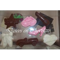 Chupetas De Chocolate De Barbie