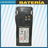 Bateria Para Radio Portatil Motorola Gp350