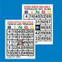 Cartones De Bingo Personalizados A Color