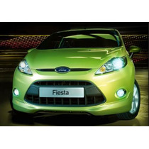 Faros Antinieblas Ford Fiesta Move 2011!!!