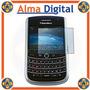 Lamina Protectora Pantalla Blackberry Tour 9630 Bb + Paño