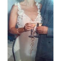 Vestido De Novia Para Boda/matrimonio Civil