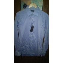 Camisa Caballero Calvin Klein Collection Talla 16 Slim