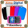 Forro Silicon Blackberry Curve 9220 9320 Gemini3 Estuch Goma