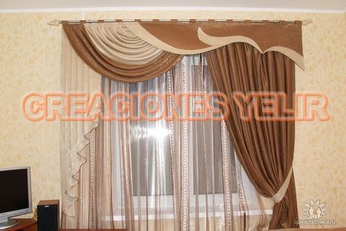 Ver cenefas y cortinas imagui for Ver cortinas modernas