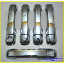 Kit Cromado Ford Eco Sport Manillas Cromadas 5 Puertas