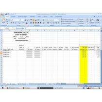 Libro Ventas Por Cuenta De Terceros + Base De Datos Lvbp13