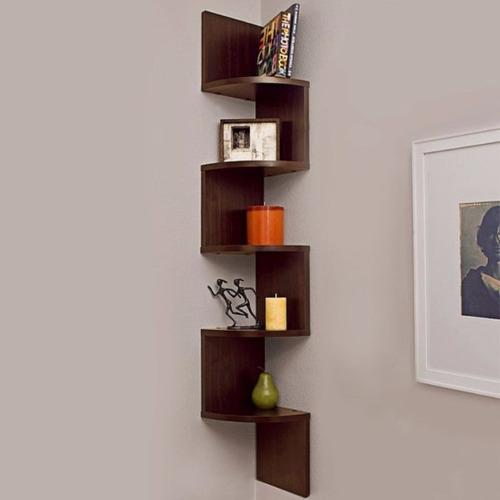 Mueble Moderno Minimalista Esquinero Flotante, Decoración BsF44990