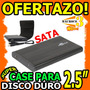 Wow Case 2.5 Sata Para Disco Duro De Laptop Externo Usb Wow