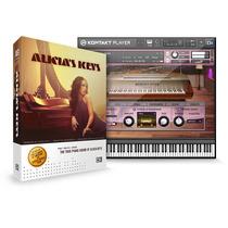 Native Instrument Alicia Keys Piano Libreria Kontakt Vst