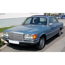 Repuestos Mercedes Benz W116 ( Tiburon)
