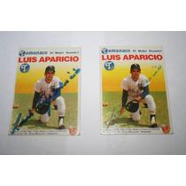 Luis Aparicio Salon De La Fama